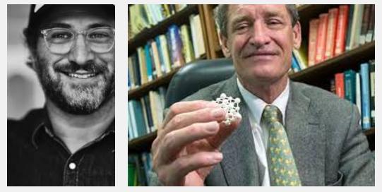 "A Conversation: Elliot Kotek & The ""Father of 3D-Printing"" Dr. Joseph Beaman"