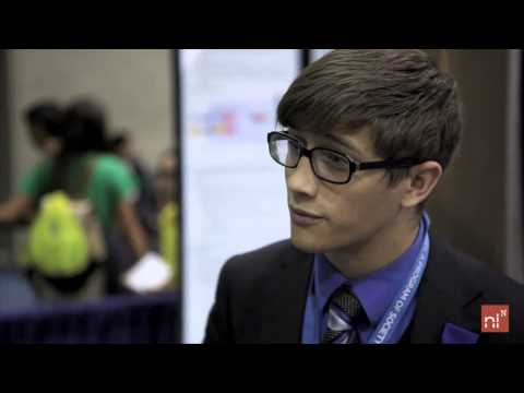 Elliot Interviews Innovative Teen Matthew O'Connell at Intel's Science Fair