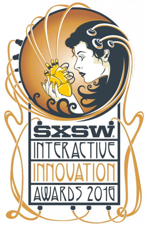 SxSW Innovation Award for Don's Voice