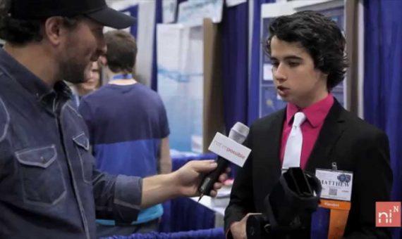 Elliot Interviews Teen Tech Pioneer Matthew Campagna